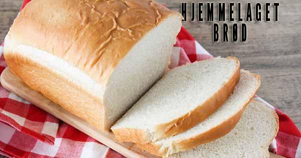 hjemmelaget brød