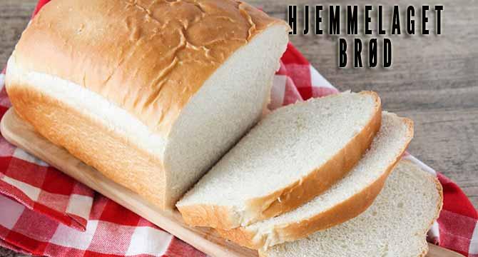 hjemmelagde brød