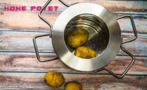 Hvordan koke poteter