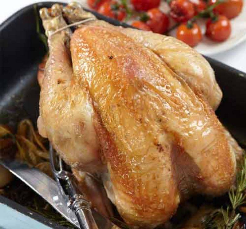 hel kylling i ovn